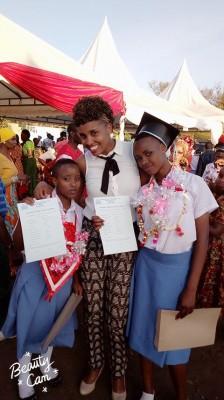 Sponsored Children Graduate High School in 2017
